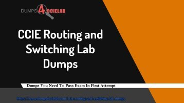 CCIE Routing and Switching Lab Dumps4ccielab 2