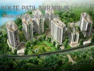 Kolte Patil Mirabilis, Horamavu | Bangalore - Call: (+91) 7289089451