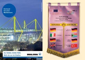 Der SIGNAL IDUNA PARK. Mehr als nur ein Stadion. - Ruhr 2010