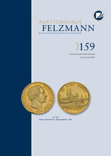 Auktion159-01-Numismatik-Cover