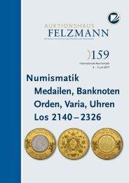 Auktion159-07-Numismatik-MedaillenGeldscheineOrden