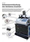 Rundum sorglos - Automatisierte Infrarot Schweissmaschine IR-110 A - Seite 2