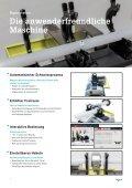 Rundum sorglos - Automatisierte Infrarot Schweissmaschine IR-110 A - Seite 4