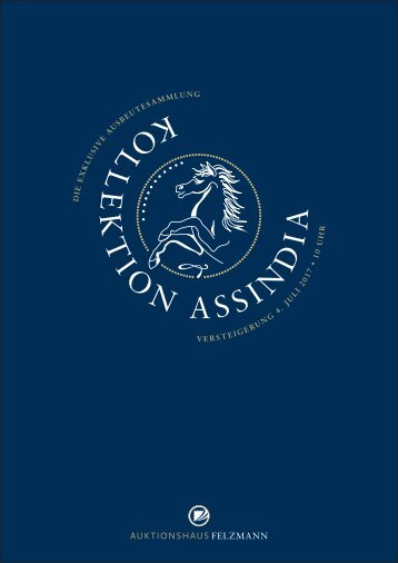 Auktionshaus Felzmann-KollektionAssindia-Auktion159