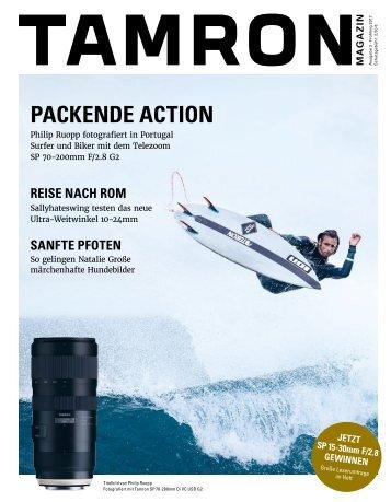 Tamron Magazin Ausgabe 3 Frühling 2017