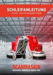 Scanmaskin Katalog 2017 - Kenel Flächentechnik