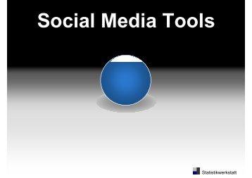 Social Media Tools - garage