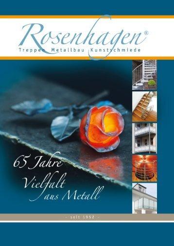 Katalog Rosenhagen 2017