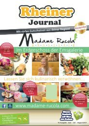 Rheiner Journal - Sommer 2017