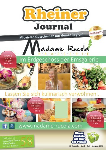 Rheiner Journal - Sommer 2017