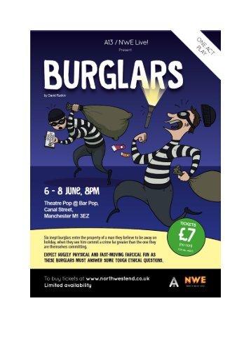 Full Burglars Programme