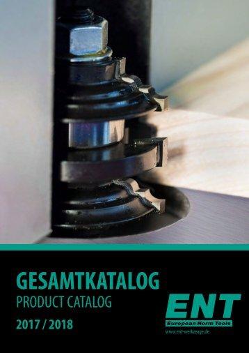 ENT - Schaftwerkzeuge für die Holzbearbeitung