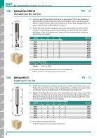 ENT - Schaftwerkzeuge für die Holzbearbeitung  - Seite 6