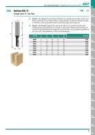 ENT - Schaftwerkzeuge für die Holzbearbeitung  - Seite 7