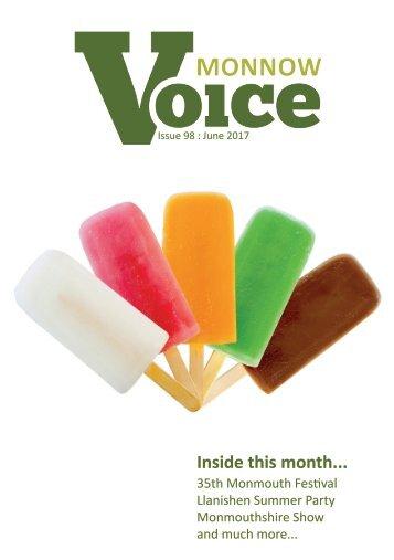 Monnow Voice June 2017