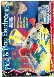 Plug & Play Electronics 1