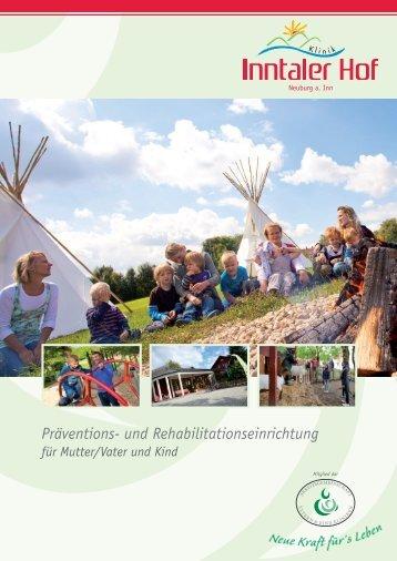 Klinikprospekt Inntaler Hof_06-2017