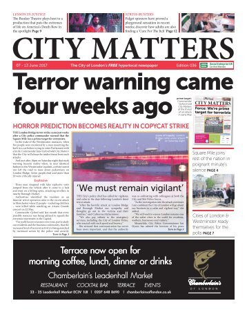 City Matters Edition 036