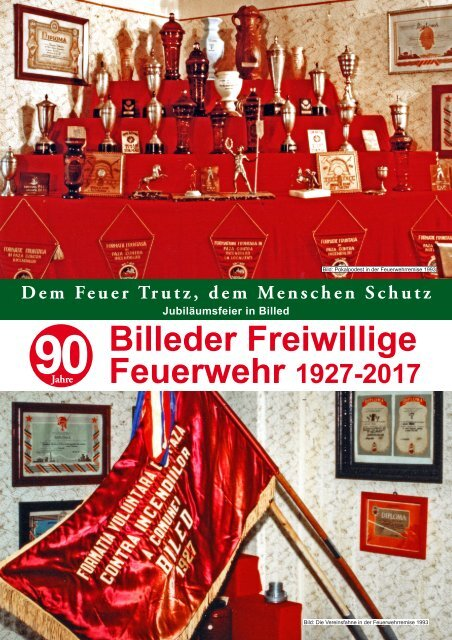 90 Jahre Billeder Freiwillige Feuerwehr (1927-2017)