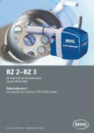 8. Mantenimiento - MHG Heiztechnik Madrid