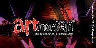 Kulturtage 2013 - artmontan Kulturtage