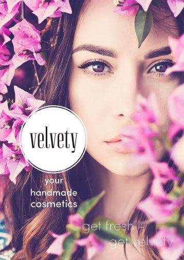 Velvety Firmenvorstellung