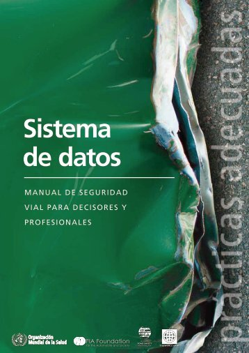 Sistema de datos - World Health Organization