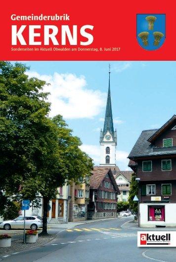 Gemeinde Kerns 2017-23