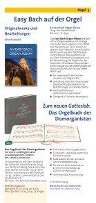 Neue Literatur für Orgel und Chor - Seite 3