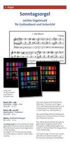 Neue Literatur für Orgel und Chor - Seite 2