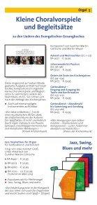 Neue Literatur für Orgel und Chor - Seite 5