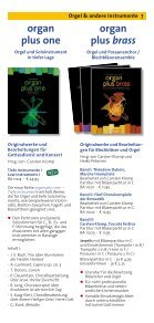 Neue Literatur für Orgel und Chor - Seite 7