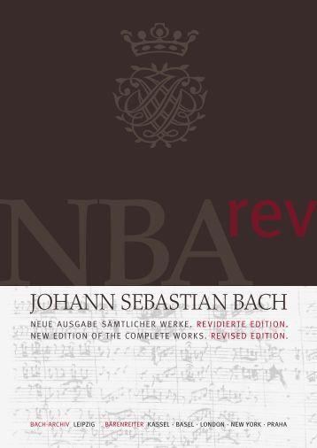 Bach NBArev