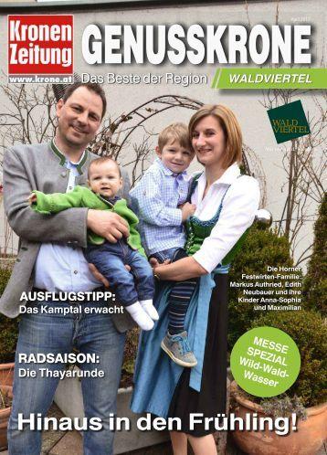 Genuss Krone Waldviertel 2017-04-07