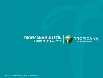 Tropicana Bulletin Issue 22