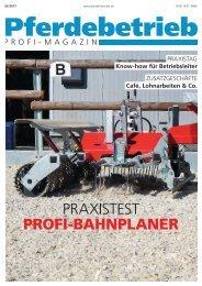 Leseprobe Ausgabe 5 / 2017