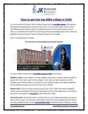 How Beautiful Academic Nostalgia Creates Fond Memories at the Top MBA  College in Delhi cb508c5d5
