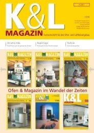 K & L Magazin Jubiläumsausgabe Nr. 4_2017