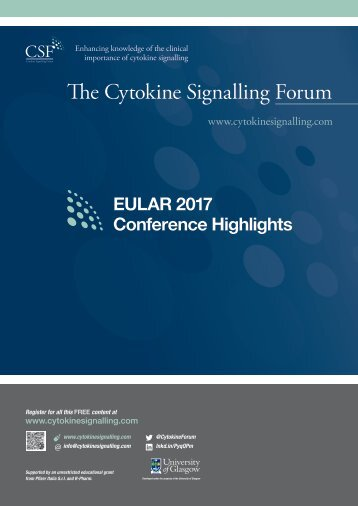EULAR Highlights 2017 A4 v5