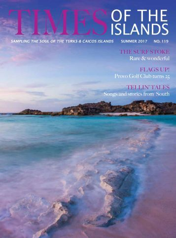 Times of the Islands Summer 2017