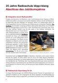 Jahresbericht 2016 – Radioschule klipp+klang - Page 6