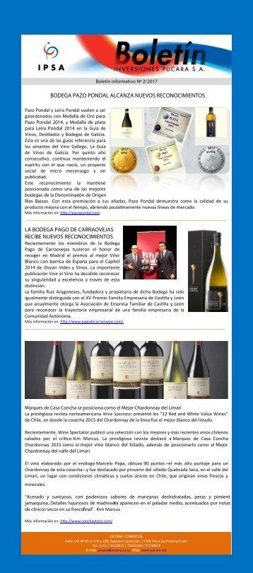 _Boletín informativo No.2_2017