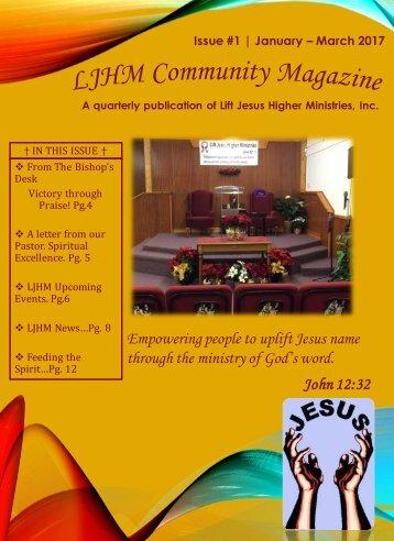 LJHM Community Magazine
