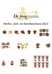 Najaarsbrochure 2017