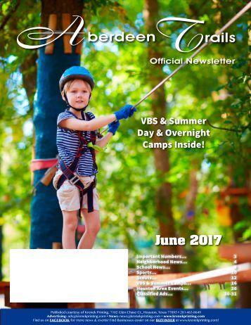 Aberdeen Trails June 2017