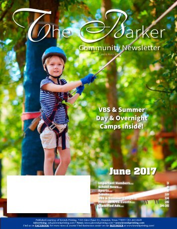 Barker June 2017