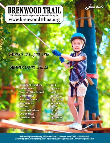 Brenwood II June 2017