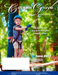 Copper Grove June 2017