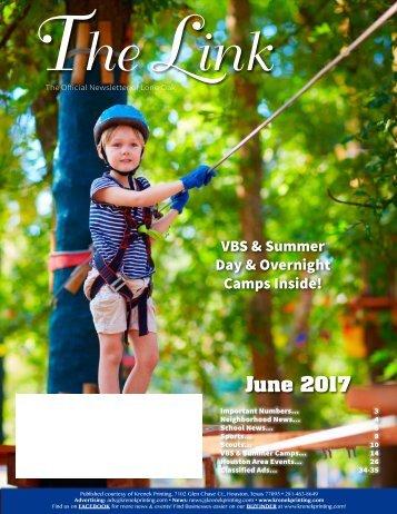 Lone Oak June 2017