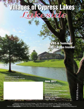 VCL Lakeside June 2017